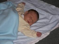 Joshua_sleeping